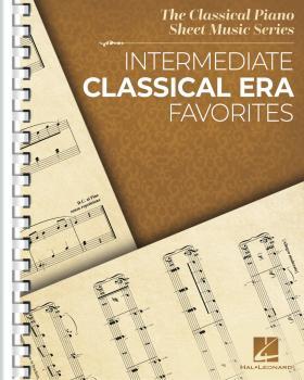 Intermediate Classical Era Favorites: The Classical Piano Sheet Music  (HL-00360522)