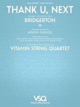 Thank U, Next - Vitamin String Quartet from Bridgerton (for String Qua (HL-00364637)