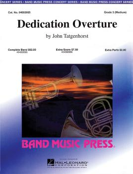 Dedication Overture (Band Music Press) (HL-04002065)