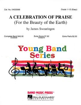 A Celebration of Praise (For the Beauty of the Earth) (Band Music Pres (HL-04002069)