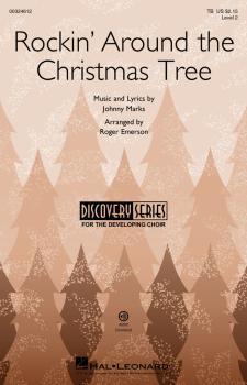 Rockin' Around the Christmas Tree (Discovery Level 2) (HL-00324612)