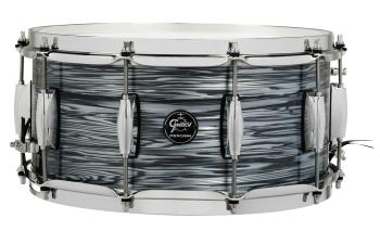 Gretsch Renown 2 6.5x14 Snare: Silver Oyster Pearl Finish (HL-00775948)
