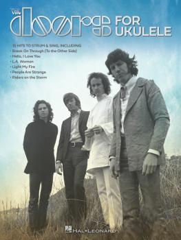 The Doors for Ukulele (HL-00345914)