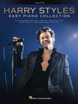 Harry Styles Easy Piano Collection (HL-00362716)