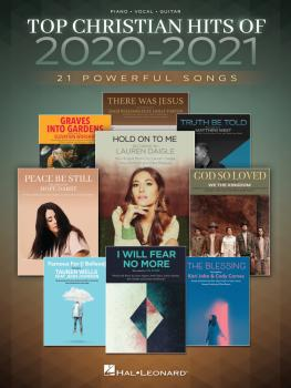 Top Christian Hits of 2020-2021 (HL-00364148)