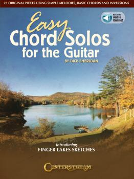 Easy Chord Solos for the Guitar: 25 Original Pieces Using Simple Melod (HL-00364942)