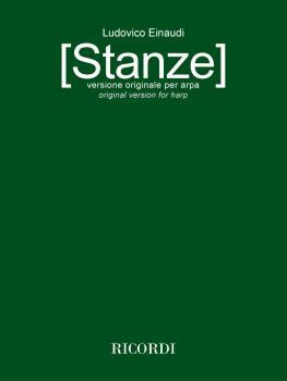 Stanze: Original Version for Harp (HL-50603739)