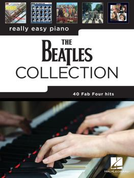 The Beatles Collection - Really Easy Piano (HL-00359244)