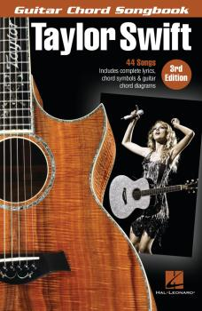 Taylor Swift - Guitar Chord Songbook - 3rd Edition (HL-00363741)