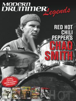 Modern Drummer Legends: Red Hot Chili Peppers' Chad Smith (HL-00365503)
