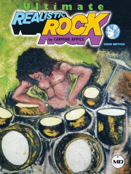 Ultimate Realistic Rock Drum Method (HL-00364355)