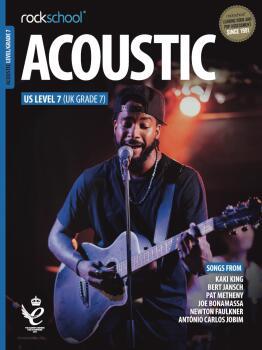 Rockschool Acoustic Guitar Level 7 (HL-00360473)