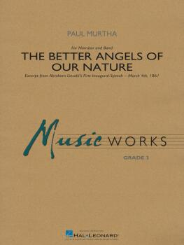 The Better Angels of Our Nature (Band with Narrator) (HL-04007111)