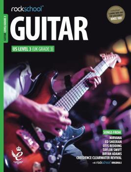 Rockschool Electric Guitar Level 3 (HL-00360276)
