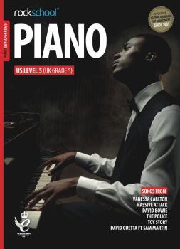 Rockschool Piano Level 5 (HL-00360515)