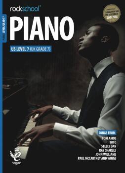 Rockschool Piano Level 7 (HL-00360517)