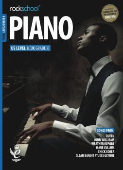 Rockschool Piano Level 8 (HL-00360518)