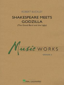 Shakespeare Meets Godzilla (The Good Bard and the Ugly) (HL-04007135)