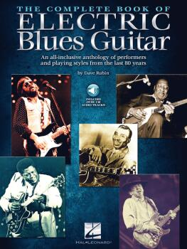 The Complete Book of Electric Blues Guitar (HL-00350627)