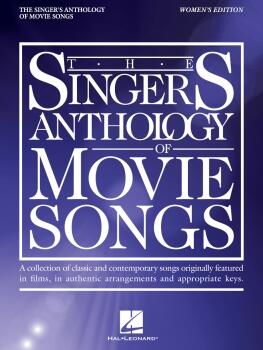 The Singer's Anthology of Movie Songs (Women's Edition) (HL-00358200)