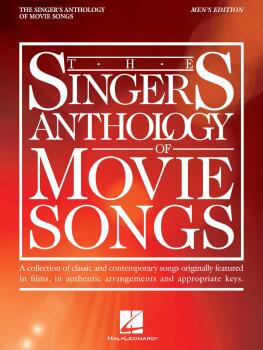 The Singer's Anthology of Movie Songs (Men's Edition) (HL-00358205)