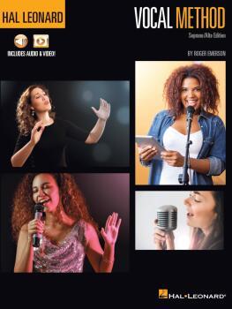 Hal Leonard Vocal Method (Soprano/Alto Edition) (HL-00351249)