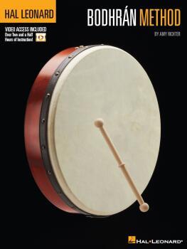 Hal Leonard Bodhrán Method (HL-00299614)