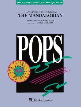 The Mandalorian (for String Quartet) (HL-04492601)