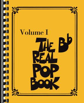 The Real Pop Book - Volume 1 (Bb Edition) (HL-00295066)