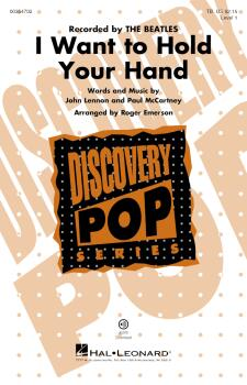 I Want to Hold Your Hand (Discovery Level 1) (HL-00354702)