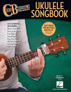 ChordBuddy Ukulele Songbook (HL-00365043)