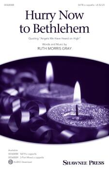 Hurry Now to Bethlehem (HL-00368008)