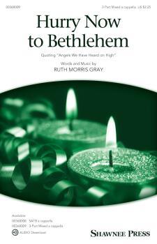 Hurry Now to Bethlehem (HL-00368009)