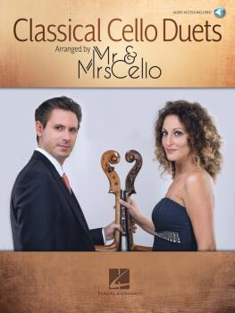 Classical Cello Duets (Arranged by Mr & Mrs Cello) (HL-00369085)