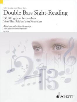 Double Bass Sight-Reading - A Fresh Approach (HL-49044627)