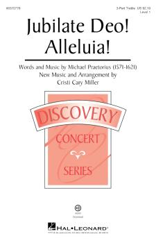 Jubilate Deo! Alleluia! (Discovery Level 1) (HL-00372778)