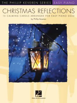 Christmas Reflections: Calming Carols Arranged for Easy Piano Solo: Th (HL-00368199)