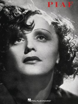 Edith Piaf Song Collection (HL-00306122)