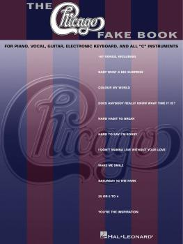 The Chicago Fake Book (HL-00306125)