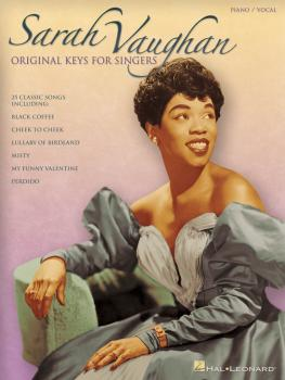 Sarah Vaughan - Original Keys for Singers (HL-00306558)