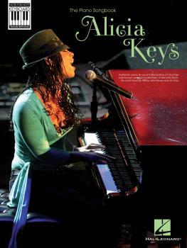 Alicia Keys - Note-for-Note Keyboard Transcriptions (HL-00307096)