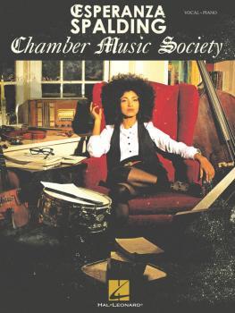 Esperanza Spalding - Chamber Music Society (HL-00307286)