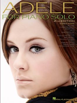 Adele for Piano Solo - 2nd Edition (HL-00307585)