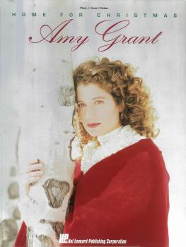 Amy Grant - Home for Christmas (P/V/G) (HL-00308208)