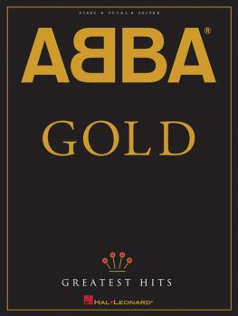 ABBA - Gold: Greatest Hits (HL-00308233)