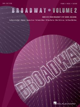 Broadway - Volume 2 (L-Y) - 2nd Edition (HL-00309241)
