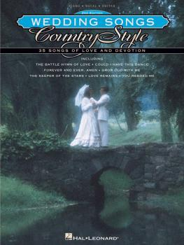 Wedding Songs Country Style (HL-00310183)