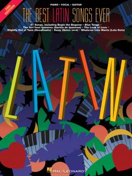 The Best Latin Songs Ever - 3rd Edition (HL-00310355)