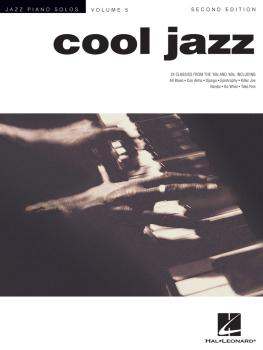 Cool Jazz: Jazz Piano Solos Series Volume 5 (HL-00310710)