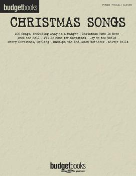 Christmas Songs (Budget Books) (HL-00310887)